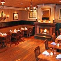 photo of the ginger man restaurant