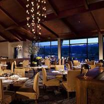 photo of madera terrace at rosewood sand hill restaurant