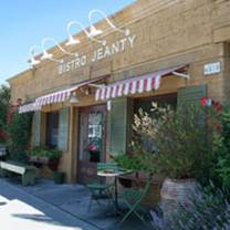 photo of bistro jeanty restaurant