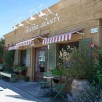 foto von bistro jeanty restaurant