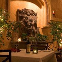 photo of baci restaurant - san diego restaurant