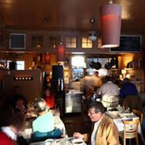 photo of ten tables jamaica plain restaurant