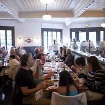 foto de restaurante almond - bridgehampton