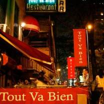 photo of tout va bien restaurant
