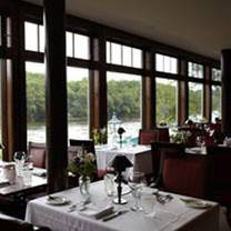 photo of black bass hotel restaurant