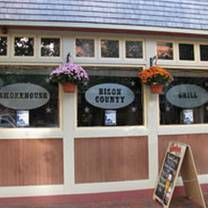 photo of bison county restaurant