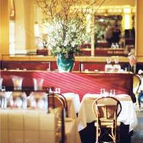 photo of cafe luxembourg restaurant