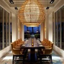 photo of seven at the ritz carlton grand cayman restaurant