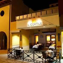 photo of il cortile ristorante restaurant