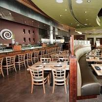 photo of sushi zushi of the domain restaurant