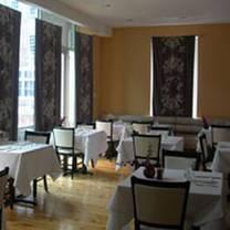 foto von gramercy bistro restaurant