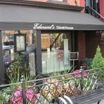 photo of edward's steakhouse restaurant