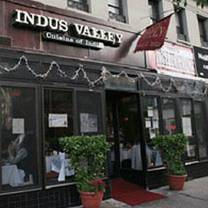 photo of indus valley / manhattan valley restaurant