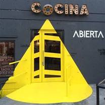 photo of cocina abierta restaurant