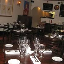 photo of petit rouge restaurant