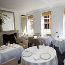 photo of gauthier soho restaurant