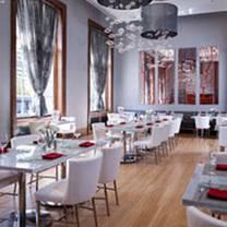 photo of amuse- le meridien hotel- philadelphia restaurant