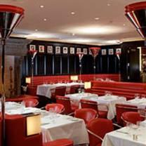 photo of the lambs club restaurant
