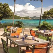 photo of coconut cove at the ritz-carlton, st. thomas restaurant