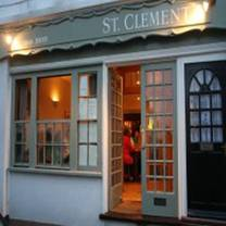 photo of st clement's restaurant