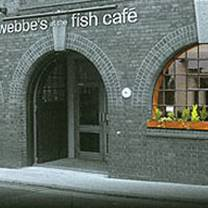 photo of webbe's at the fish cafe restaurant