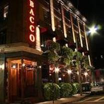 photo of bacco-boston restaurant