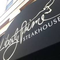 photo of liberty prime steakhouse restaurant