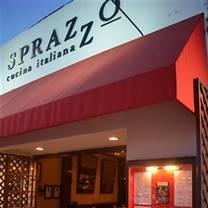 photo of sprazzo cucina italiana restaurant