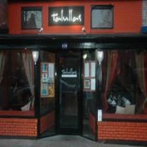 photo of talulla's restaurant