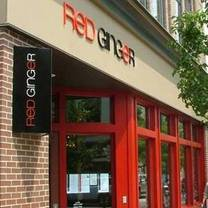 photo of red ginger of traverse city restaurant