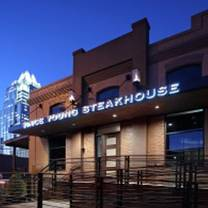 photo of vince young steakhouse restaurant