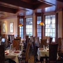 photo of woodlands restaurant at eagle ridge resort & spa restaurant