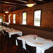 photo of the gas house restaurant