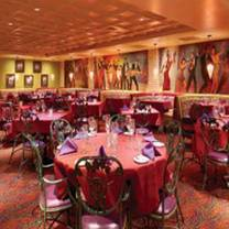 photo of the prime rib loft - orleans hotel & casino restaurant