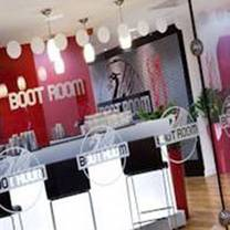 photo of the boot room sports cafe – anfield restaurant