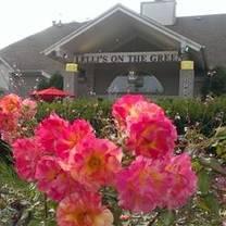 photo of steven lelli's on the green restaurant