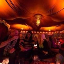 photo of marrakech mediterranean restaurant restaurant