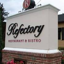 photo of the refectory restaurant & bistro restaurant