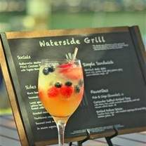 photo of waterside grill - tampa marriott water street restaurant