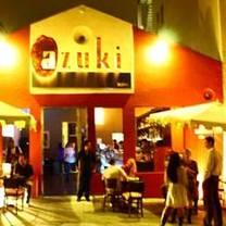 photo of azuki sushi lounge restaurant