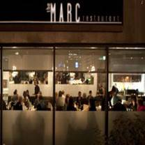 photo of the marc restaurant