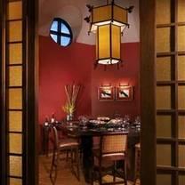 photo of zen - omni orlando resort at championsgate restaurant