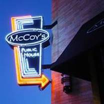 photo of mccoy's public house restaurant