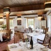 photo of headwaters restaurant at millcroft inn & spa restaurant