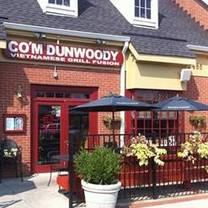 photo of com dunwoody restaurant