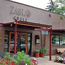 photo of zolo grill restaurant