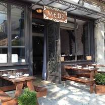 photo of medi wine bar restaurant