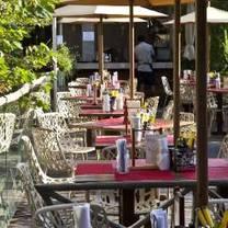 David Burke Kitchen - The Garden Restaurant - New York, NY ...