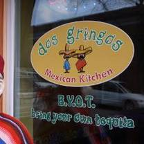 photo of dos gringos mexican kitchen restaurant