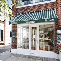 photo of sant ambroeus - southampton restaurant